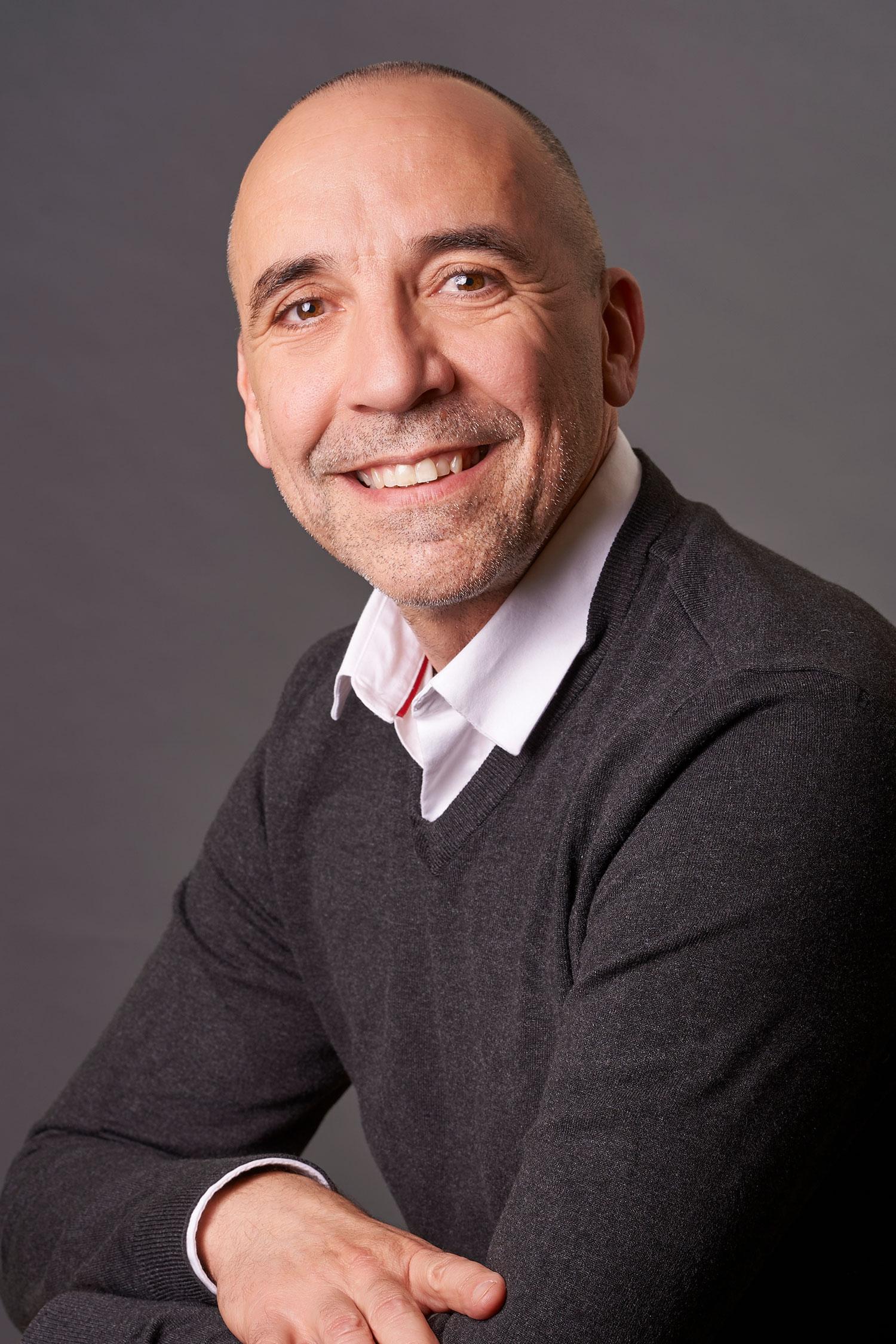 Jean-Robert Sabourin | Gestionnaire, Service d'emploi